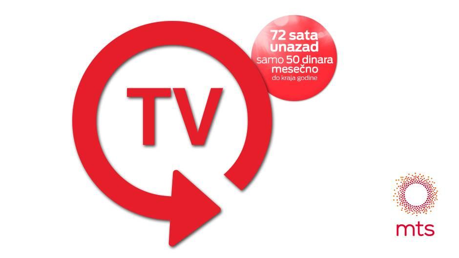Kako da pogledate propušteni TV program