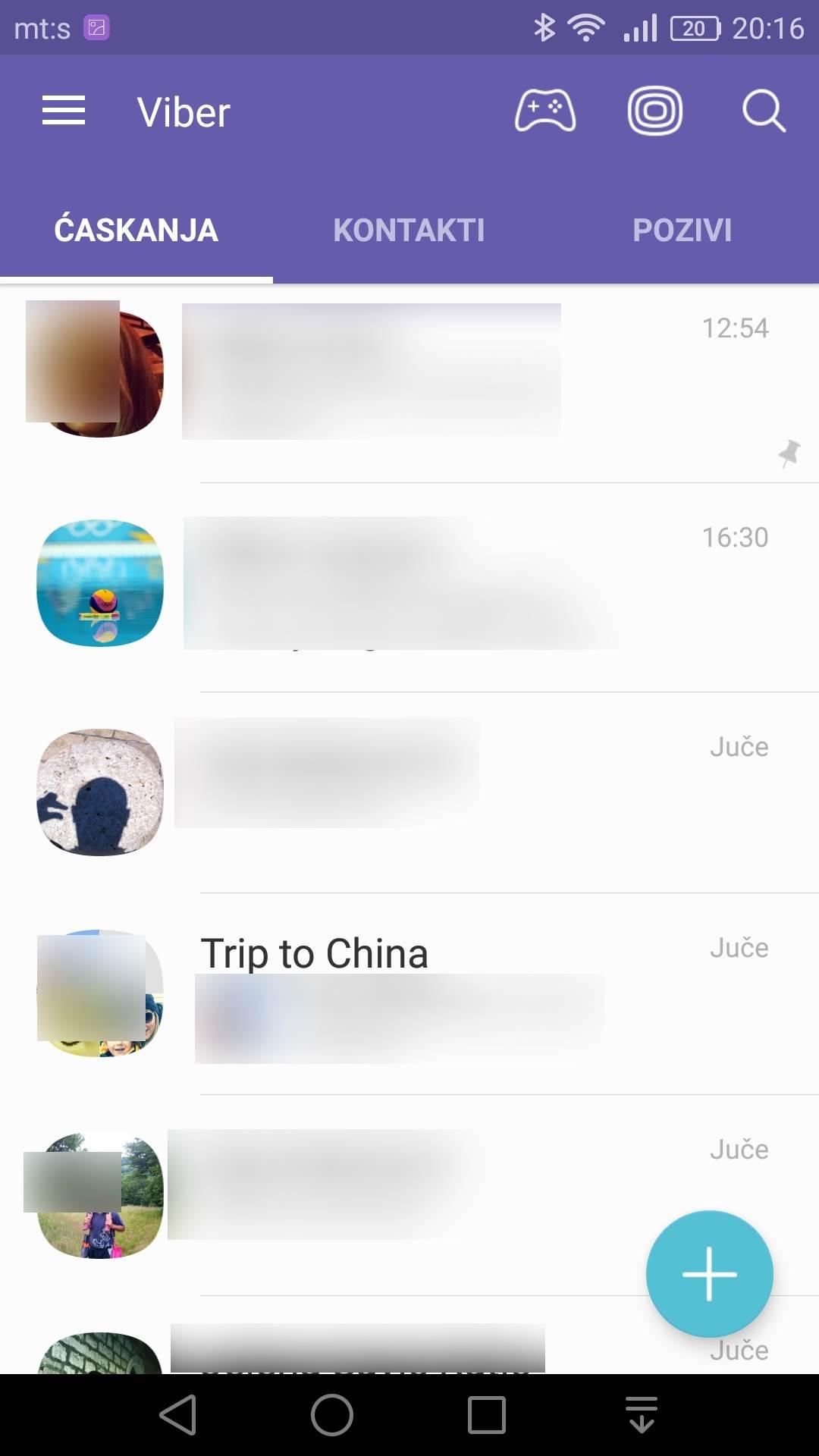 Viber: Nova opcija za omiljene kontakte i još…