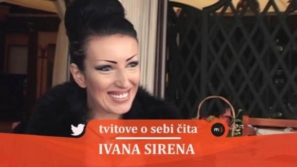 Ivana Sirena, mondo tv