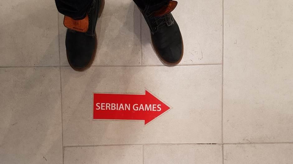 SerbianGamesBL napravio haos u Beogradu (VIDEO)