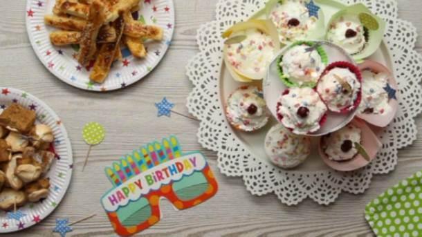 hrana, jelo, slatkiš, rođendan