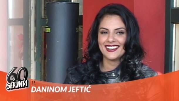 mondo tv, 60 sekundi, Danina Jeftić