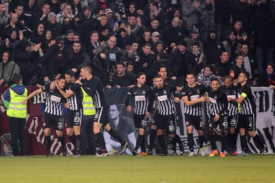 Čukarički Partizan gol Uroš Đurđević