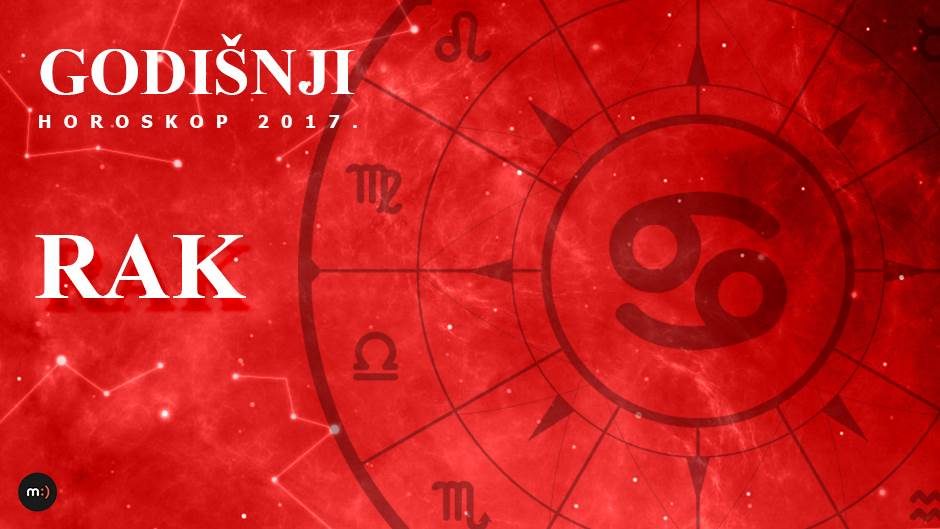 Godišnji horoskop za RAKA