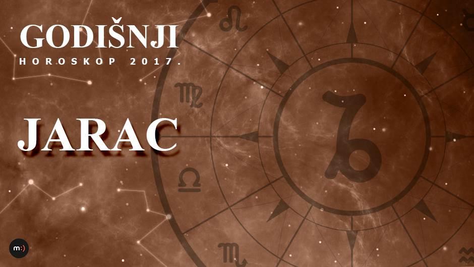 Godišnji horoskop za JARCA