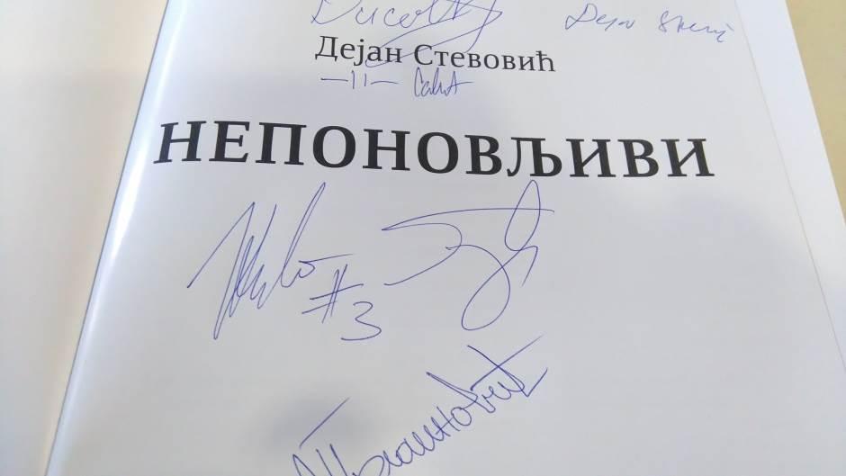 vaterpolo, knjiga o vaterpolistima, vaterpolisti, vaterpolisti Srbije