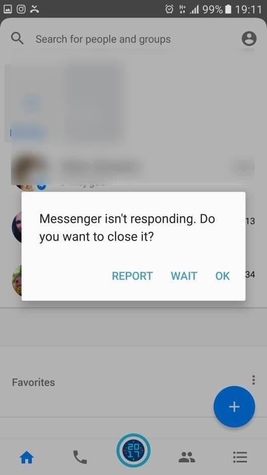 Facebook Messenger ubija bateriju, evo rešenja
