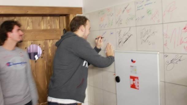 Potpis šampiona