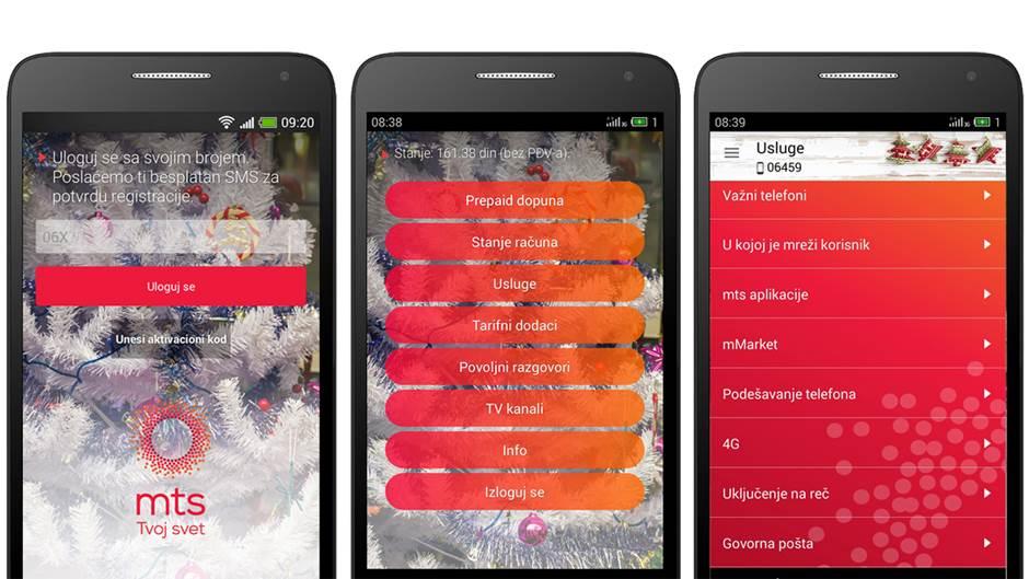 Na klik od svega što je važno za vaš mobilni