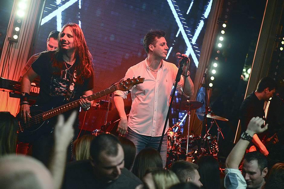 Veliki beogradski koncert Lexington benda u Areni
