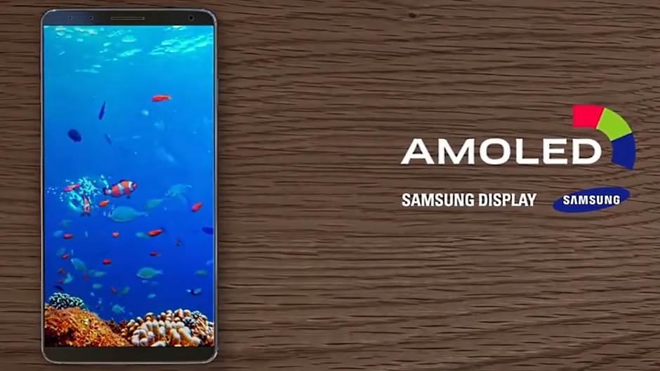 Samsung Galaxy S8, MWC 17