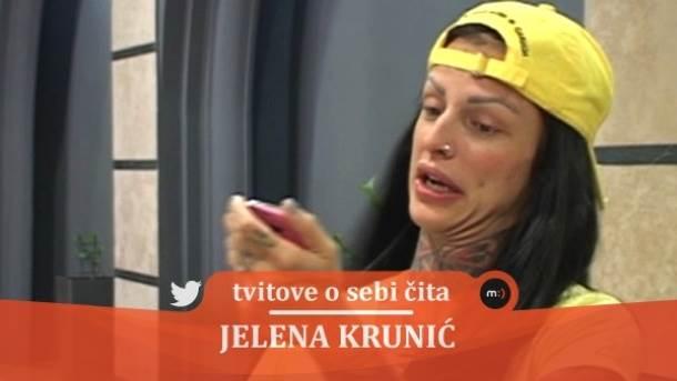 tvitovi, mondo tv, Jelena Krunić