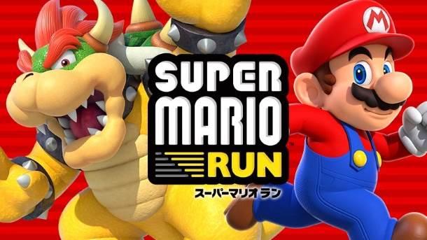 Super Mario Run Android Download Registration