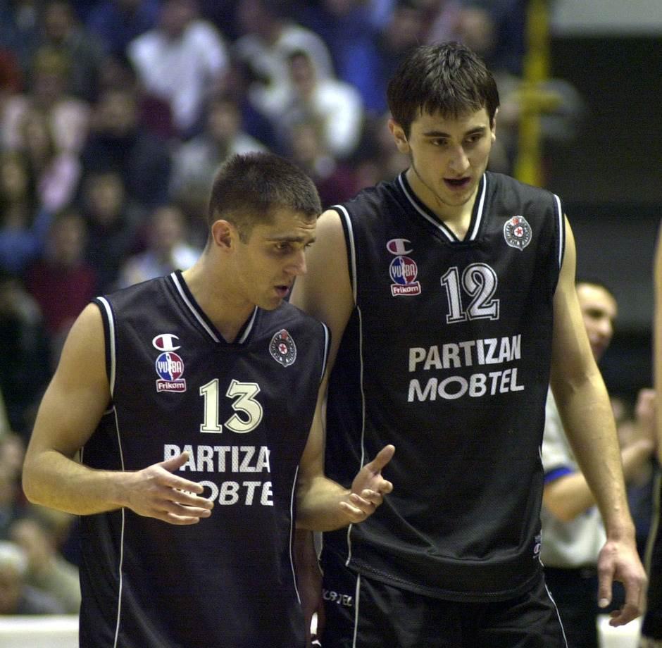 Nenad Krstić se vraća u Partizan!?