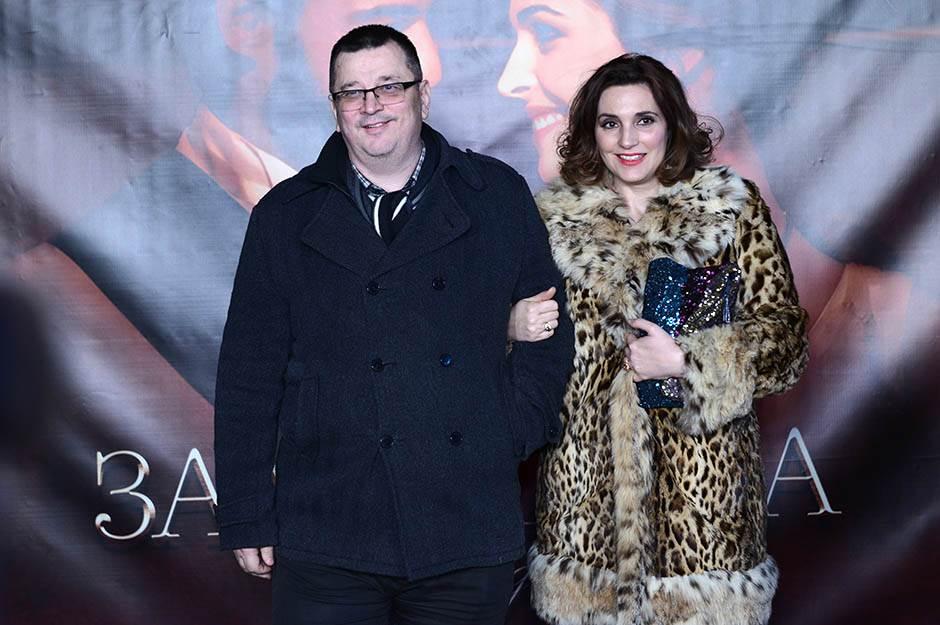 Žarko Jokanović i Milica Milša