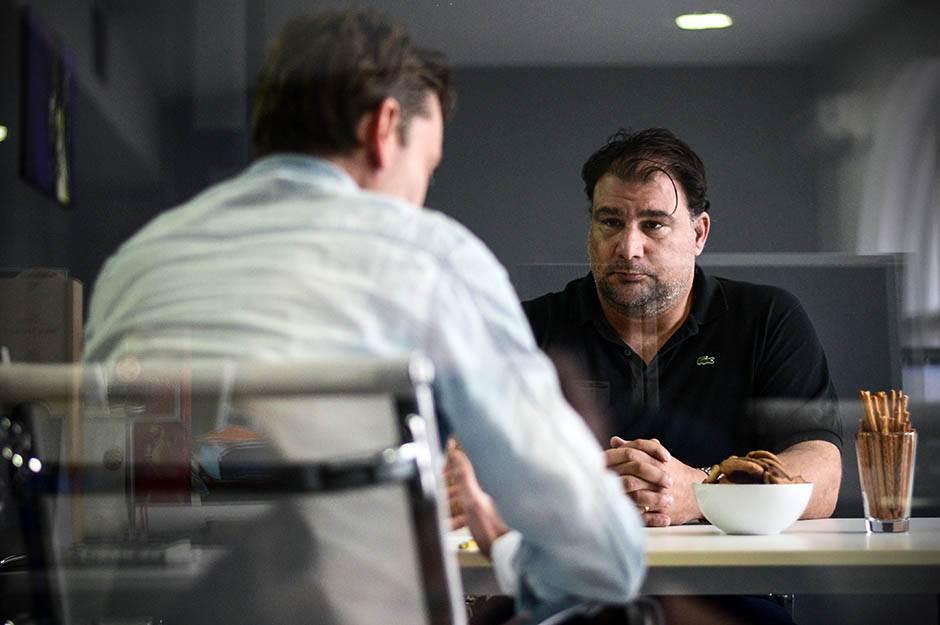 Dejan Savić u MONDU: Direktor preduzeća za medalje