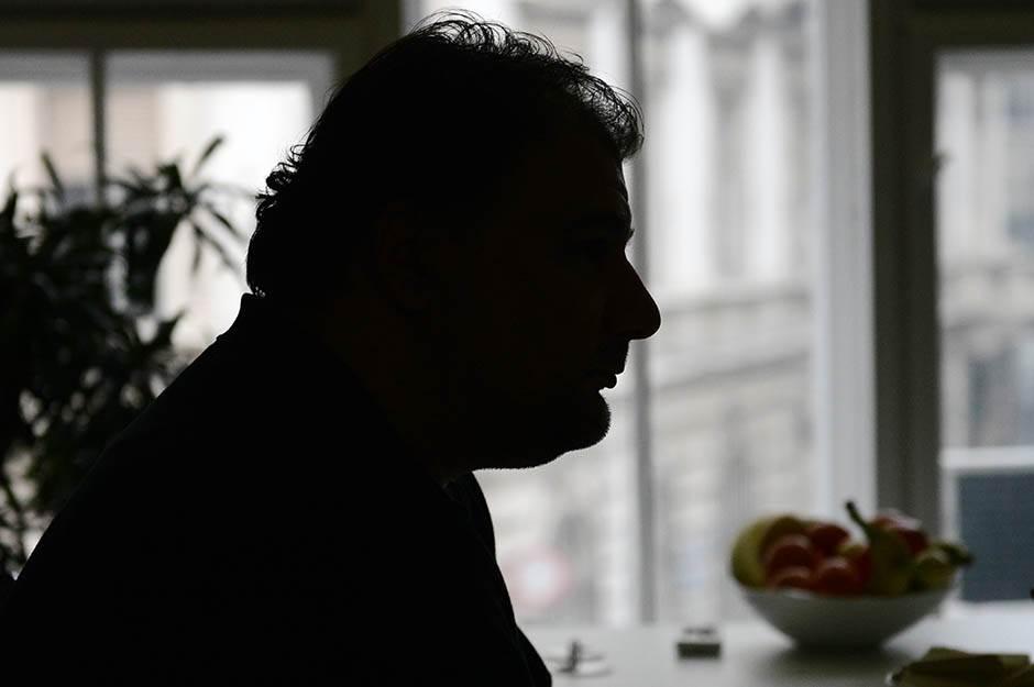 Dejan Savić - evo zašto mu je stomak toliki!