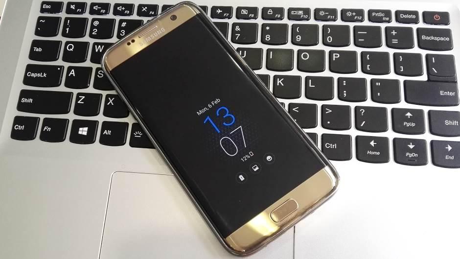 Samsung, Galaxy S7 edge, Always On Screen