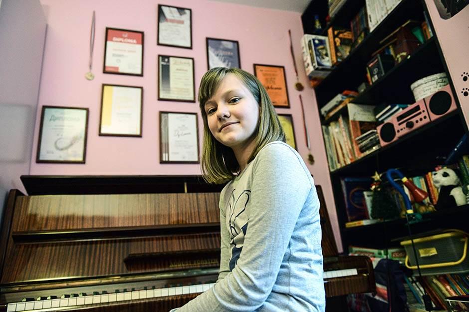 tijana bugarčić, devojčica, genije, muzika