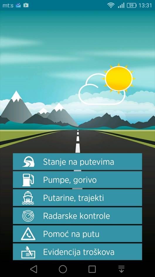 Putujete u Crnu Goru? Ponesite ovu aplikaciju!