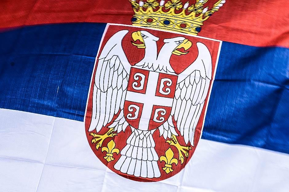 zastava srbije, srbija, grb