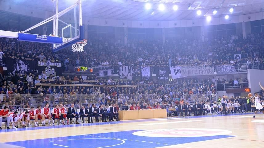 Večiti derbi Crvena zvezda Partizan