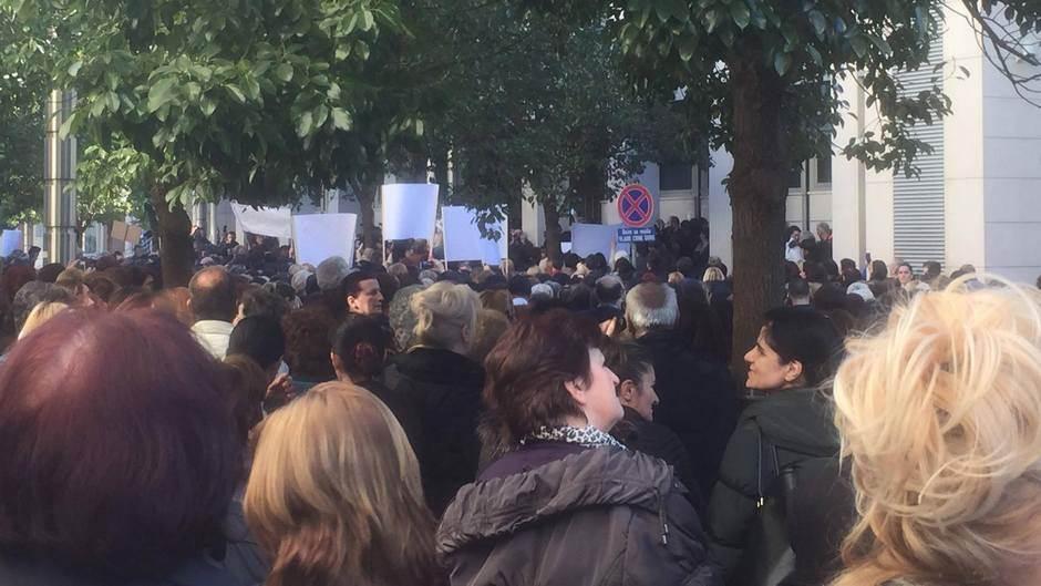 majke protest