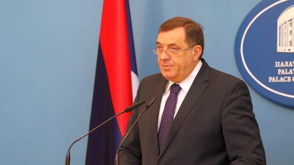 Dodik: Krivična prijava protiv Bakira!