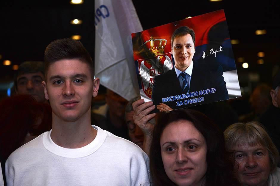 Vučić: Hteli su moju glavu, ali ne plašim se!