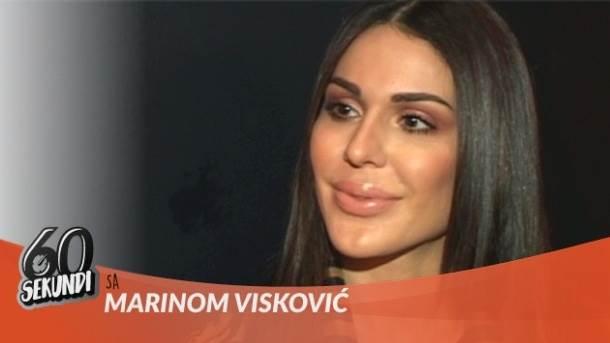 Marina Visković, pevačice, narodnjaci, mondo tv, 60 sekundi