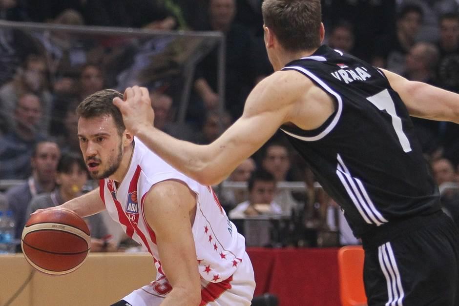Marko Gudurić večiti derbi Kup Koraća