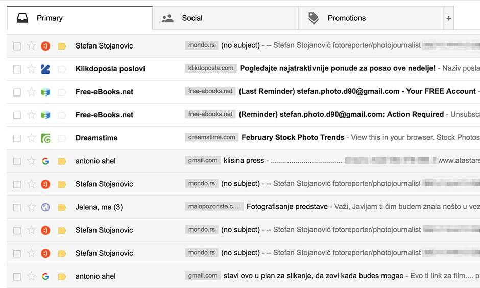 gmail, ikone,