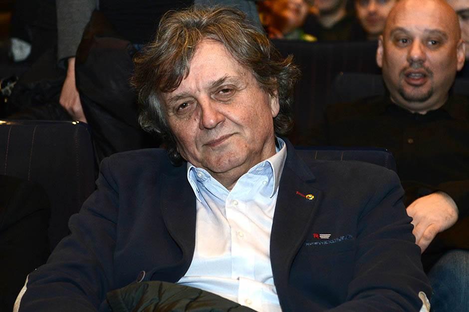 Radoš Bajić, povratak, film, premijera