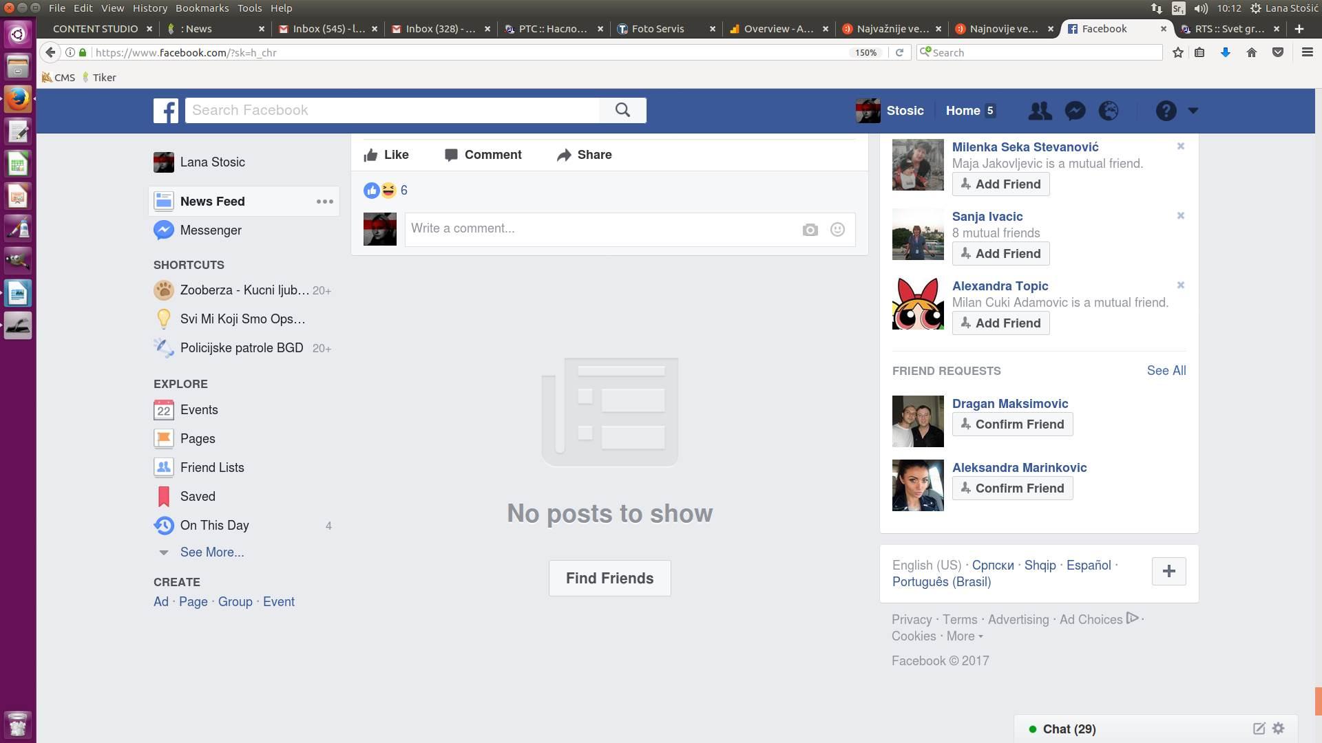 Pao Fejs, Fejs, FB, Face, Facebook, Fejsbuk