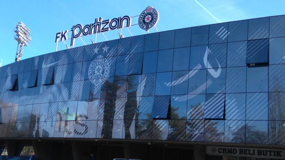 Partizan, stadion Partizana, Partizan stadion, Partizanov stadion