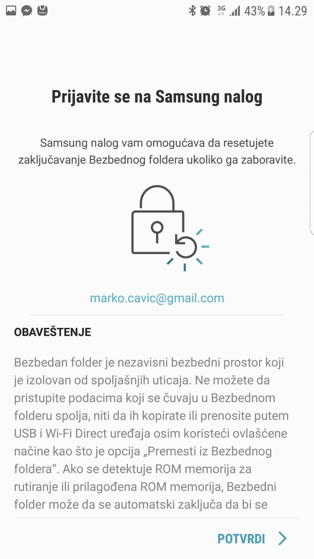 Samo za vaše oči: Bezbedan Folder krije sve (FOTO)