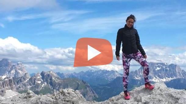 ultramaraton, Marina Nikolić, mondo tv