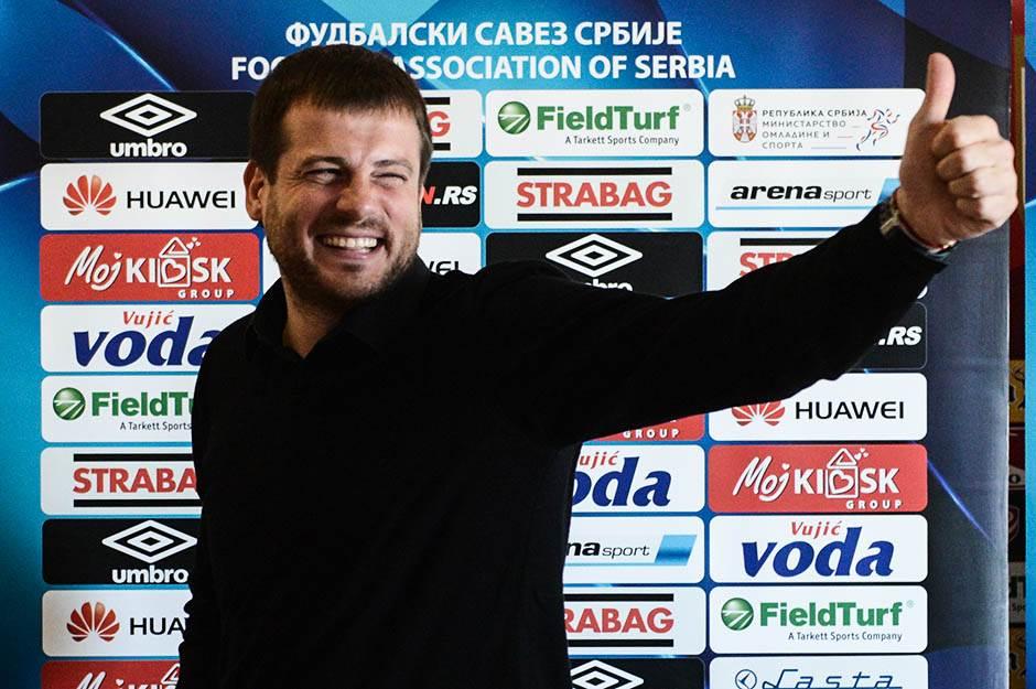 Nenad Lalatović: Ne mrzim Partizan, to su mi braća
