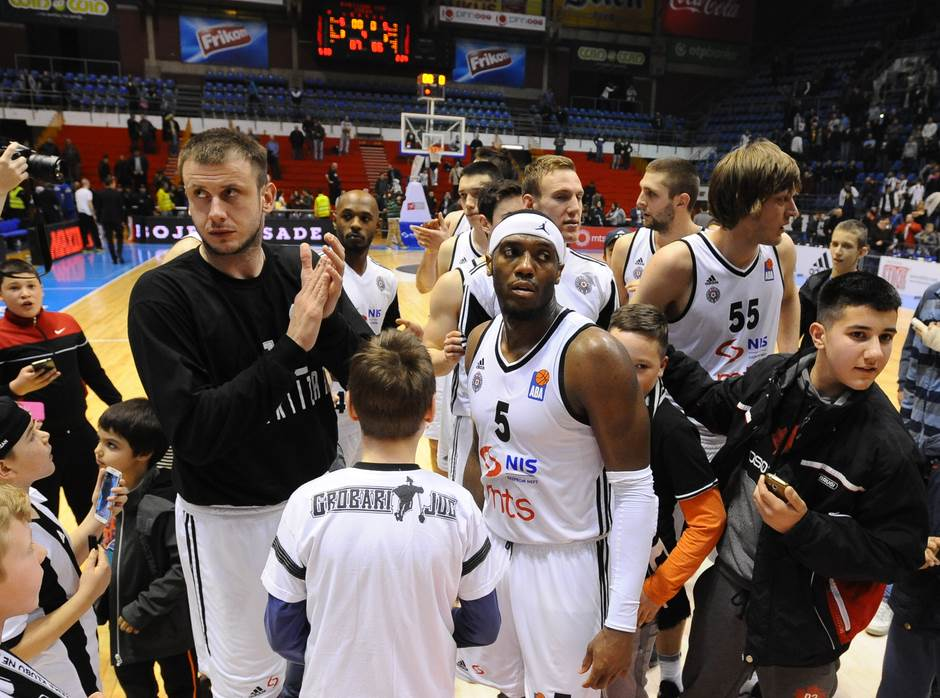 Partizan, košarkaši Partizana