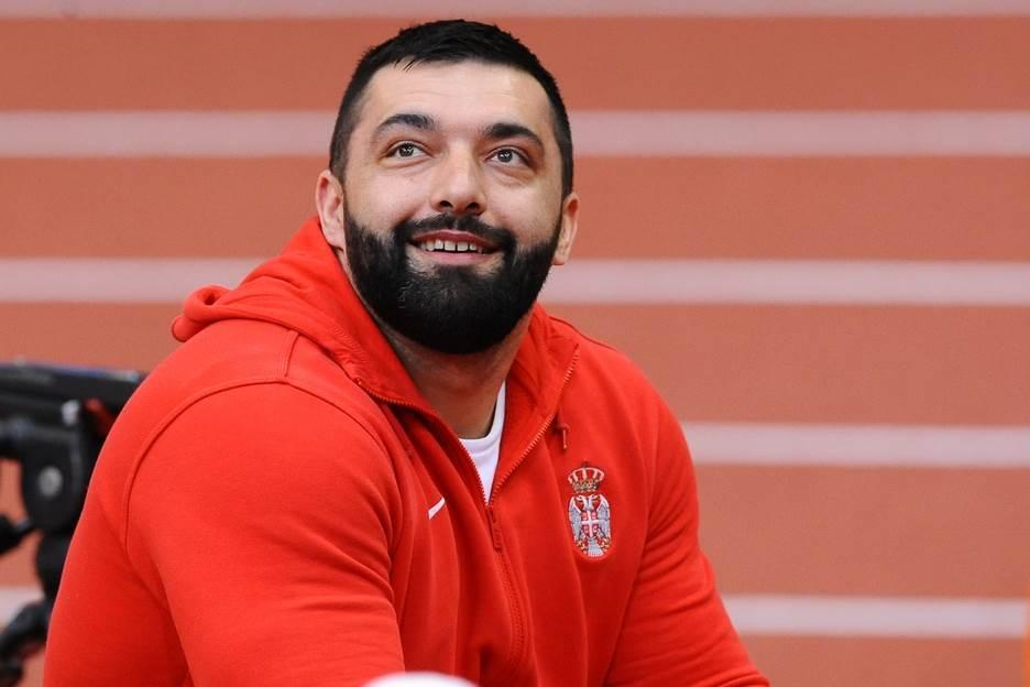 Asmir Kolašinac Evropsko prvenstvo