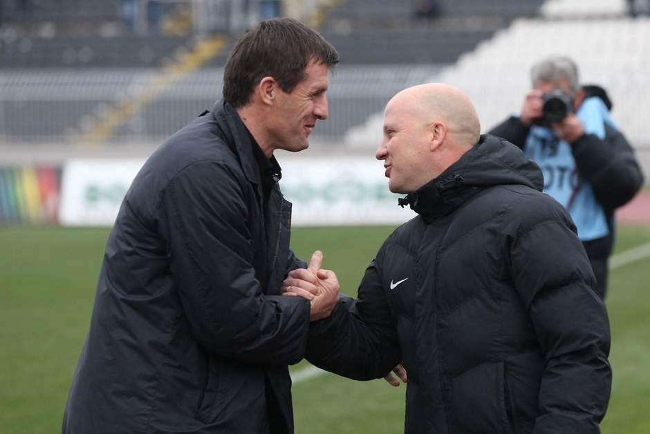 Nikolić, Vanić, Partizan, Metalac