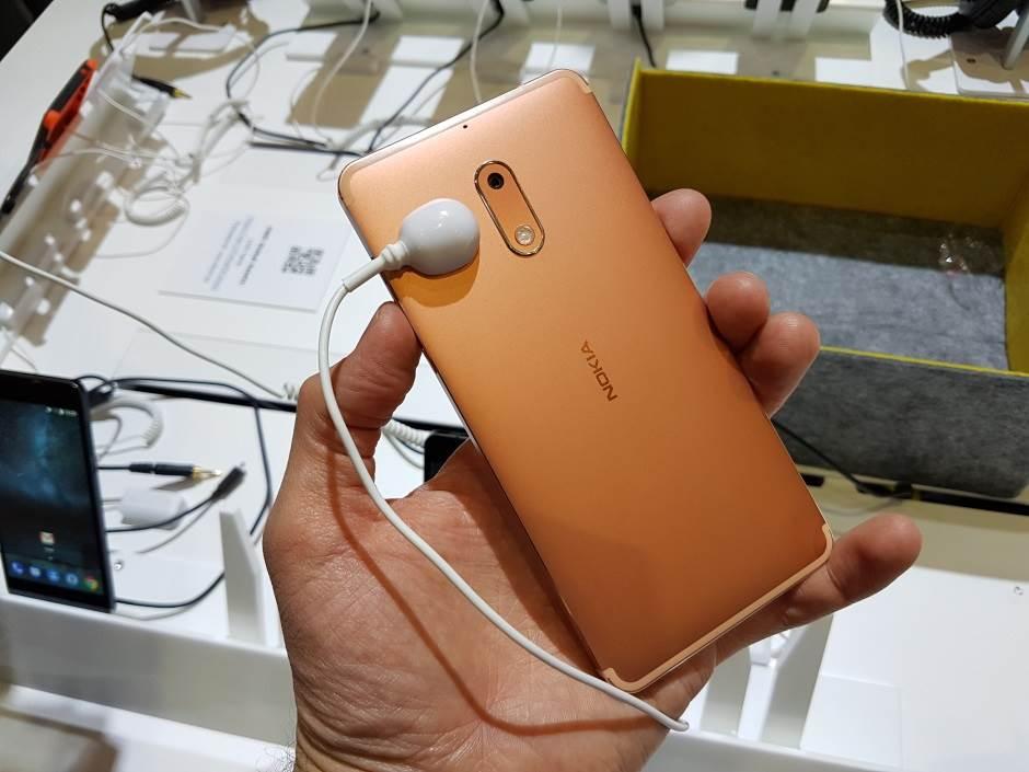 Nokia 3, Nokia 5 i Nokia 6 uživo + cene (VIDEO)
