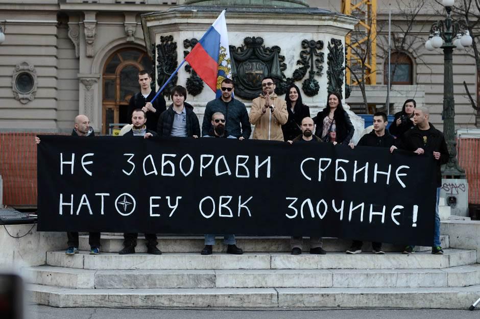 Suze za Kosovo: Srbija ne zaboravlja!