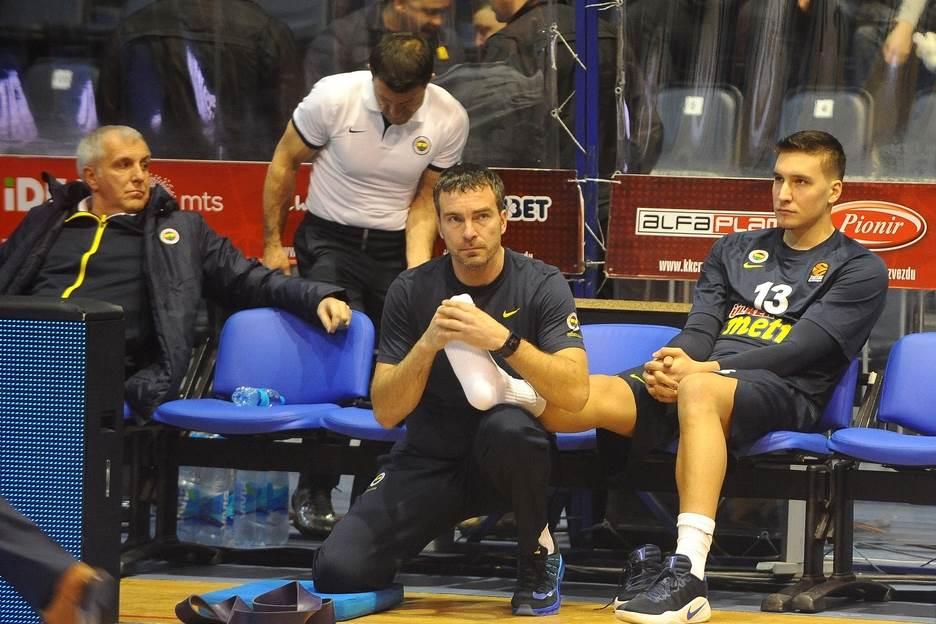Dobra vest: Bogdan spreman do plej-ofa