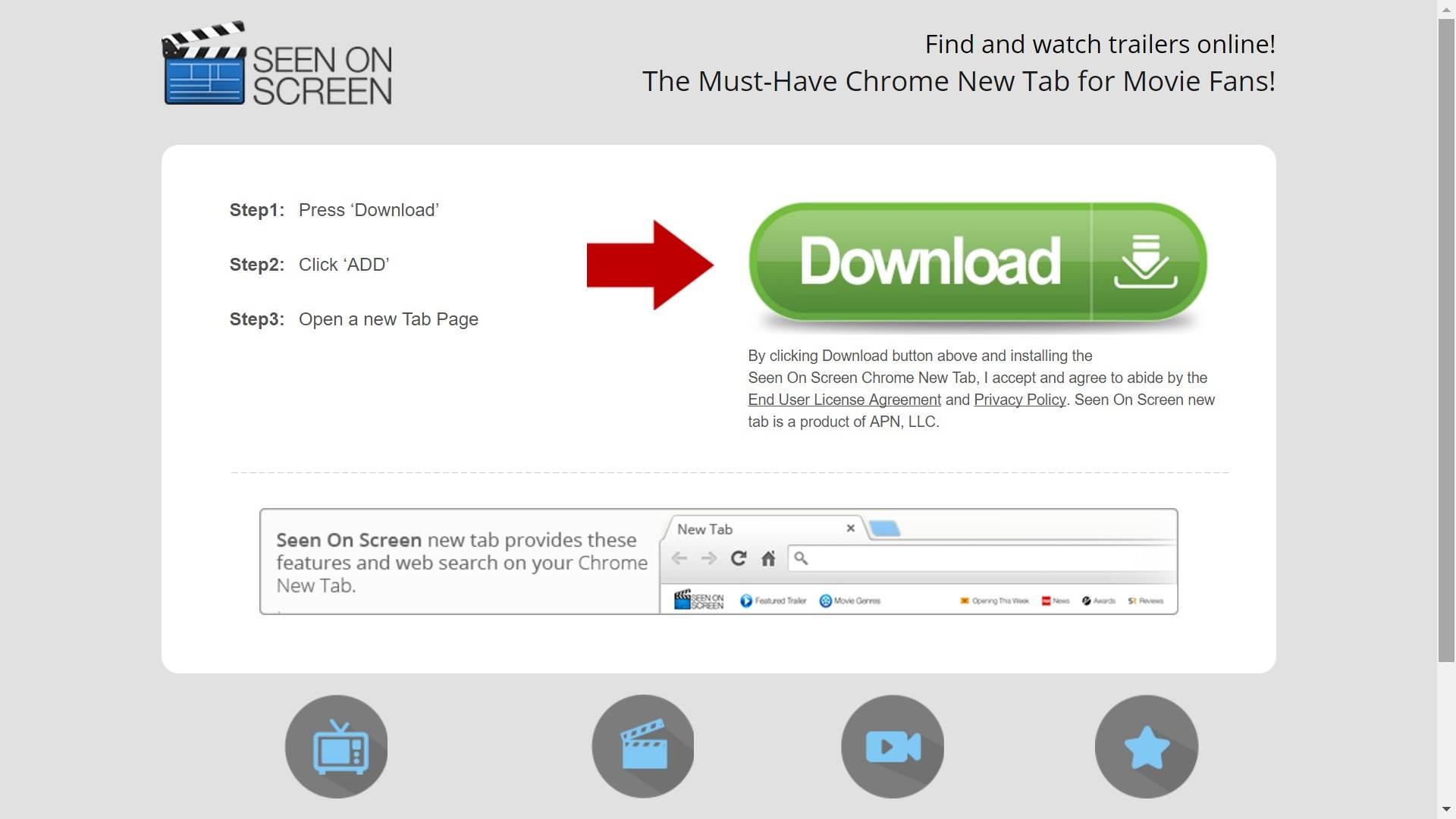 Ne posećujte ovaj filmski PopCorn sajt!
