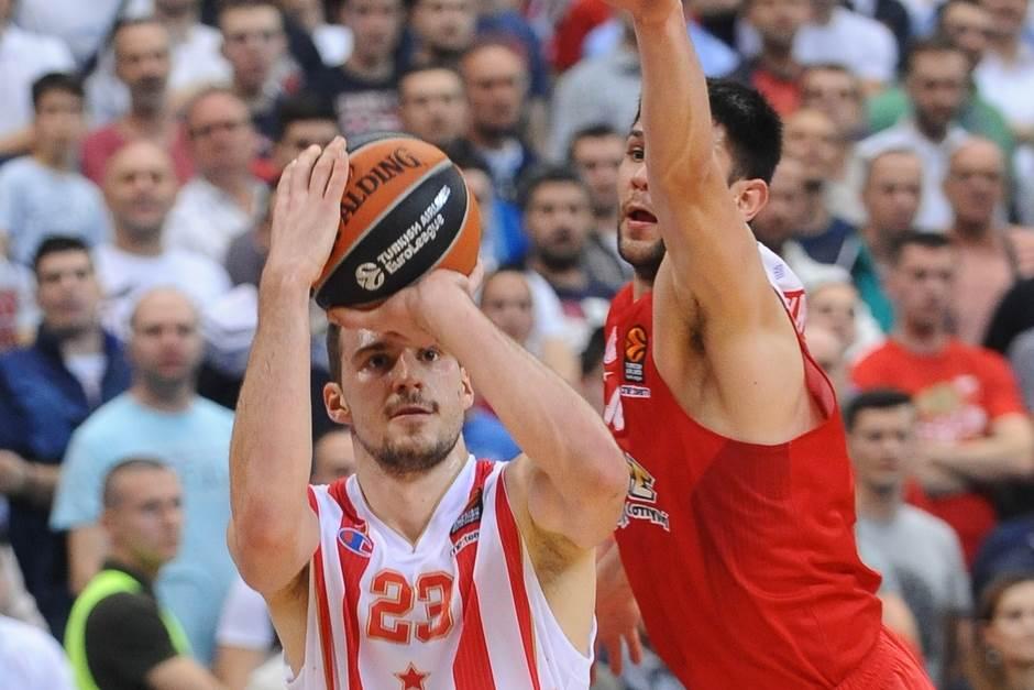 Marko Gudurić Papanikolau Olimpijakos