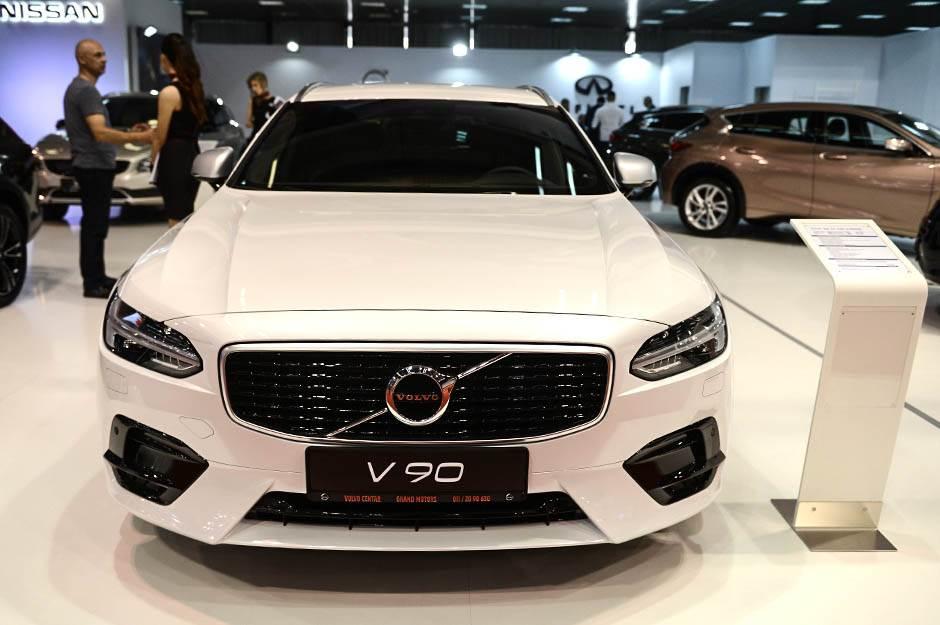 Volvo V90 - 58.900 (sajamska cena)