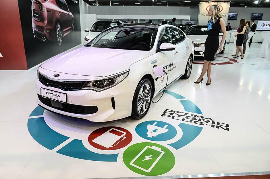 Sajam Automobila: Modeli koji su prvi put u Srbiji