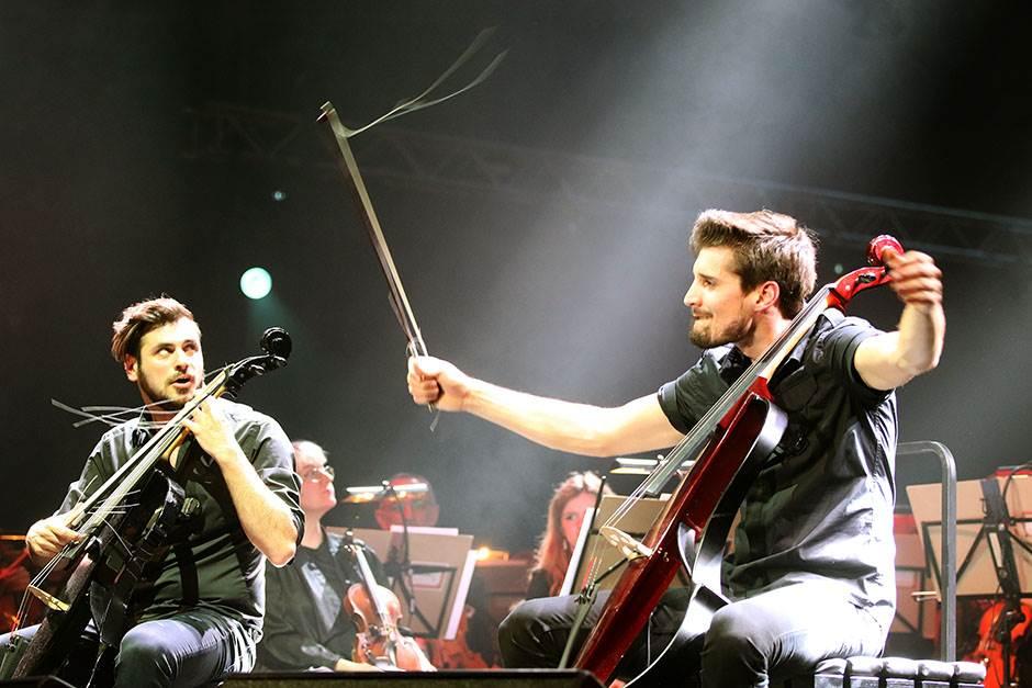 koncert, 2cellos