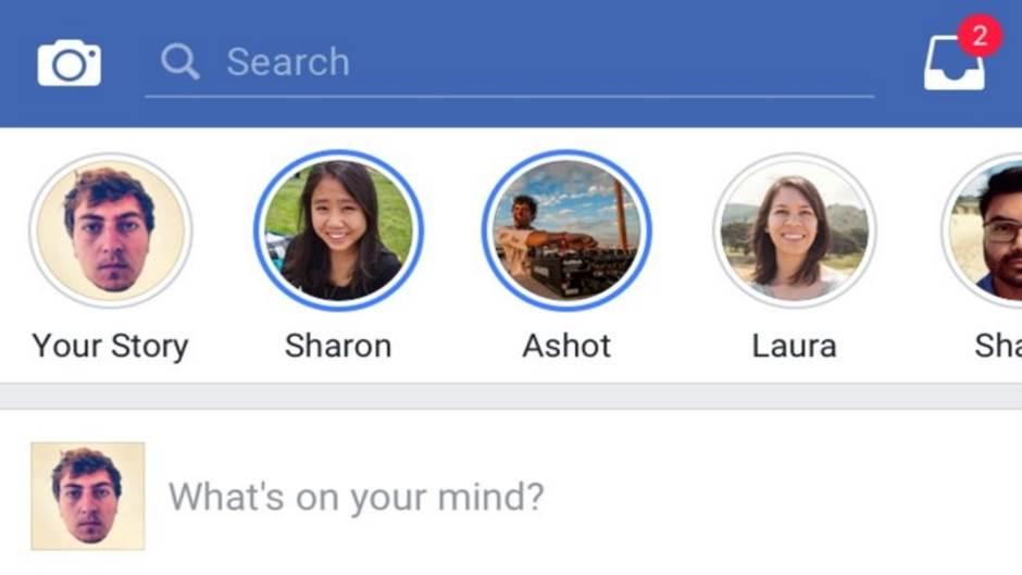 Facebook očerupao Snapchat - ukrao SVE!